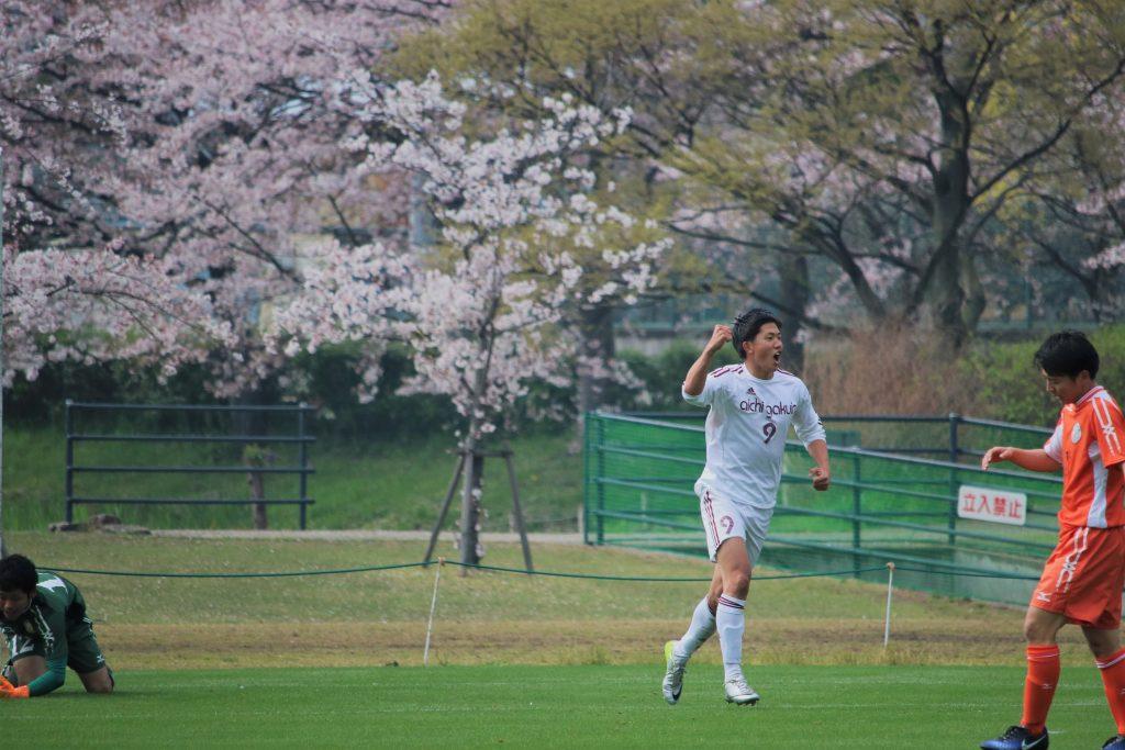 【4/15】「第56回東海学生サッカーリーグ戦」第1節(開幕戦) 試合結果