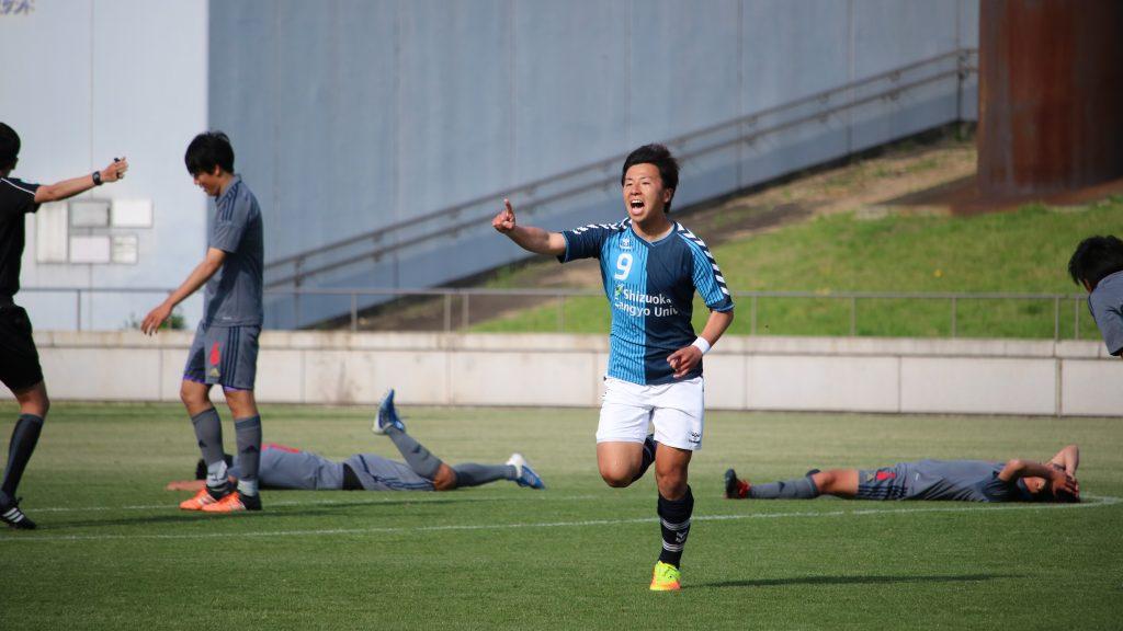【4/22】「第56回東海学生サッカーリーグ戦」第2節 試合結果