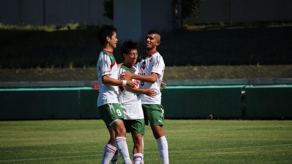 【5/27】「第56回東海学生サッカーリーグ戦」第8節 試合結果