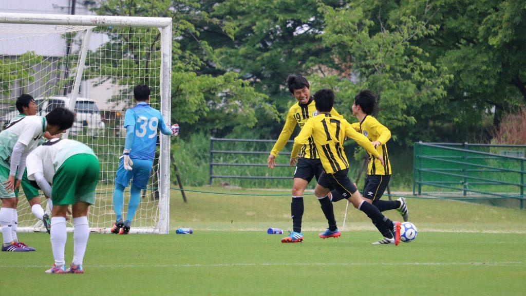 【5/13,14】「第56回東海学生サッカーリーグ戦」第6節 試合結果