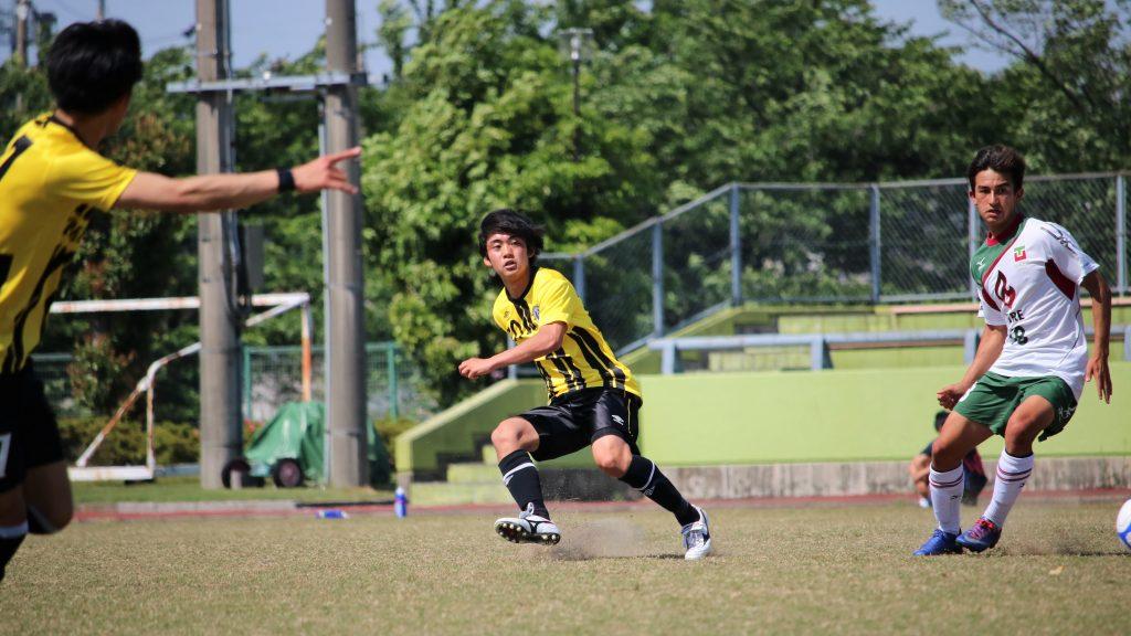 【5/20】東海学生サッカーリーグ戦 第7節 首位攻防戦はドロー、静産大が3連勝で2位浮上