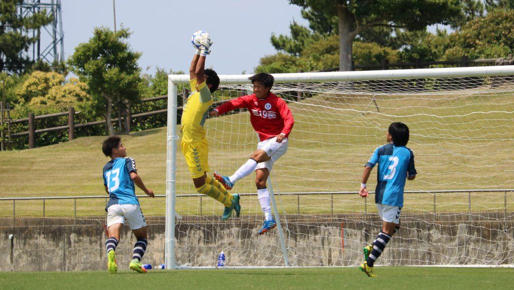 【6/10】「第56回東海学生サッカーリーグ戦」第10節 試合結果