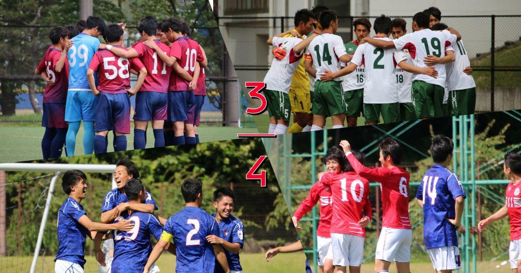 【7/15】第64回東海学生サッカー選手権 準決勝 @エコパ補助 東海代表3枠を手にするのは…