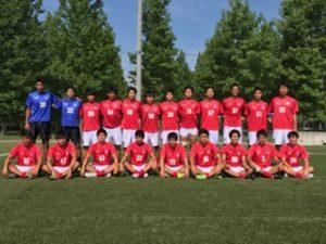中京大学U19集合写真