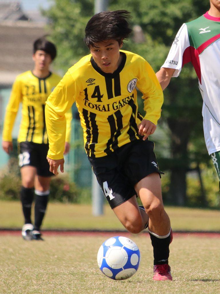 東海学園大・武田拓真選手 ファジアーノ岡山来季加入内定のお知らせ