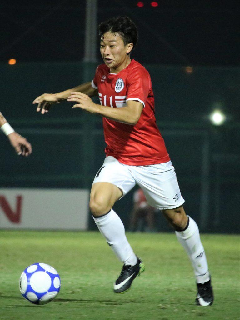 東海学園大・榎本大輝選手が2017年JFA・Jリーグ特別指定選手に承認