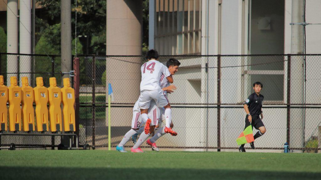 【9/23,24】「第56回東海学生サッカーリーグ戦」第14節 試合結果