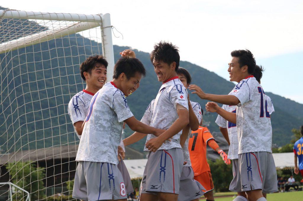 【9/13】東海学生サッカーリーグ戦 第12節 後期開幕戦は上位陣が勝利。中京大はロスタイム決勝弾