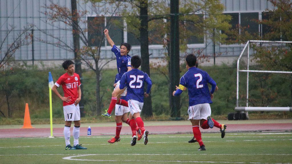 【10/21】「第56回東海学生サッカーリーグ戦」第18節 試合結果