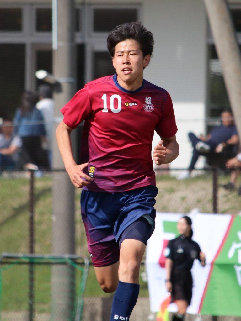 岐阜経済大・谷口海斗選手 グルージャ盛岡来季加入内定のお知らせ