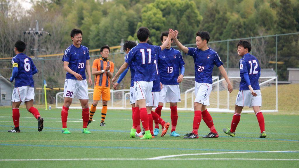 【4/7,8】「第57回東海学生サッカーリーグ戦」第1節(開幕戦) 試合結果
