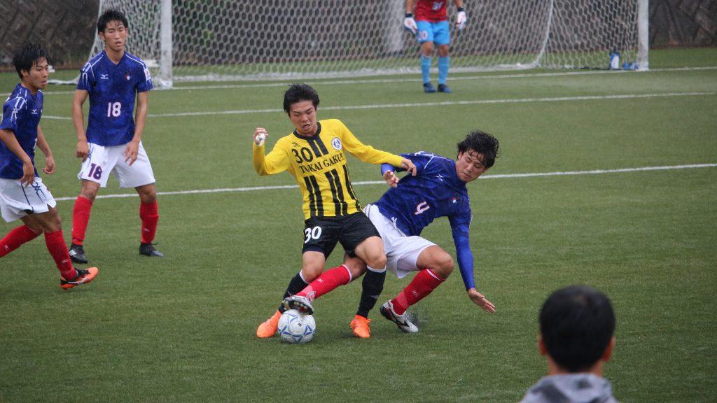 【6/23】「第57回東海学生サッカーリーグ戦」第8節