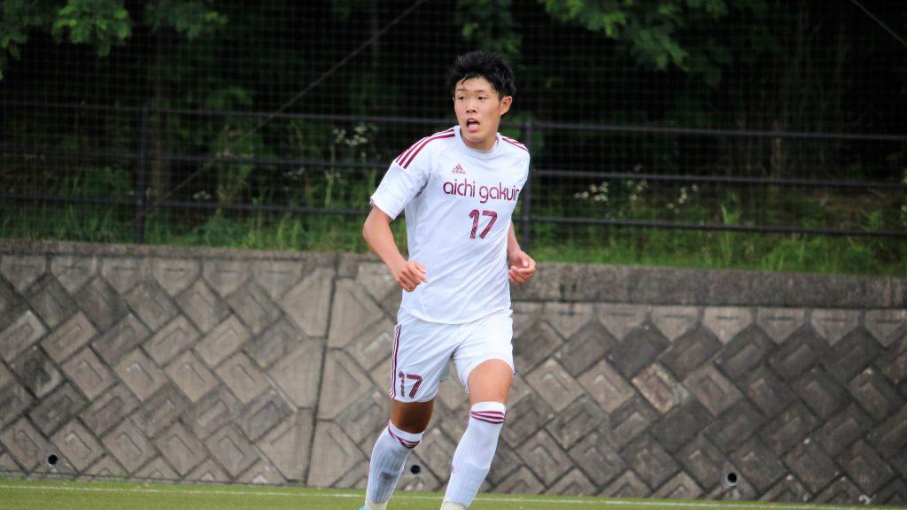 【選抜】愛院大・安藤智哉選手 U-19全日本大学選抜に選出