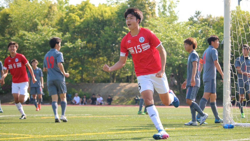 東園大・戸根 一誓選手 カターレ富山来季加入内定のお知らせ