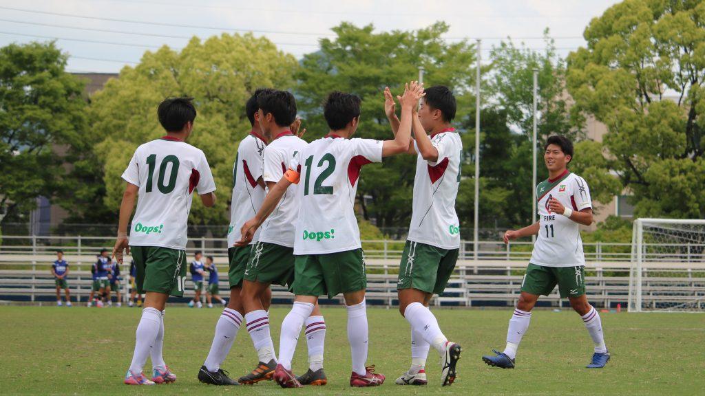 【5/18】「第58回東海学生サッカーリーグ戦」1部第8節及び2部第6節 試合結果