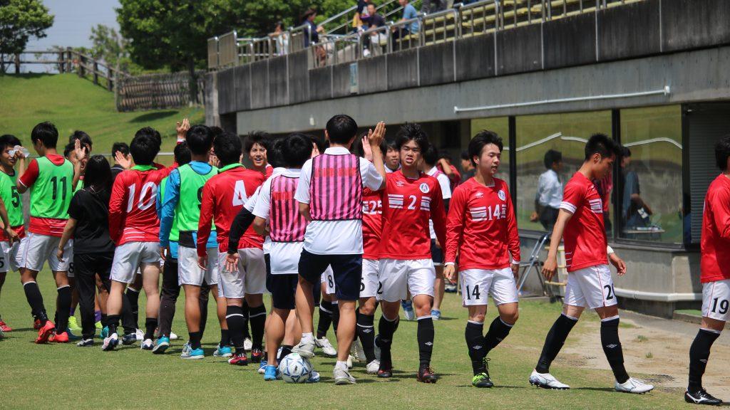 【6/1】「第58回東海学生サッカーリーグ戦」1部第10節及び2部第8節 試合結果