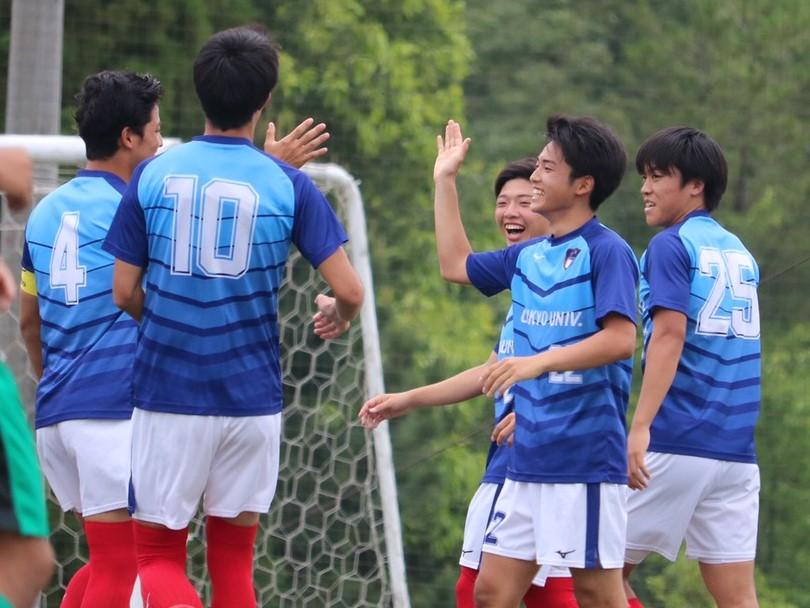 2019年度「第66回東海学生サッカートーナメント(総理大臣杯予選)」2回戦 試合結果