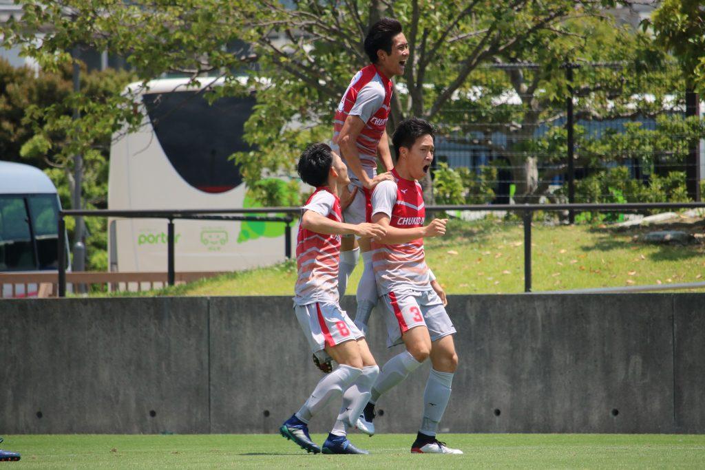 【6/1】「第58回東海学生サッカーリーグ戦」1部第11節及び2部第9節 試合結果