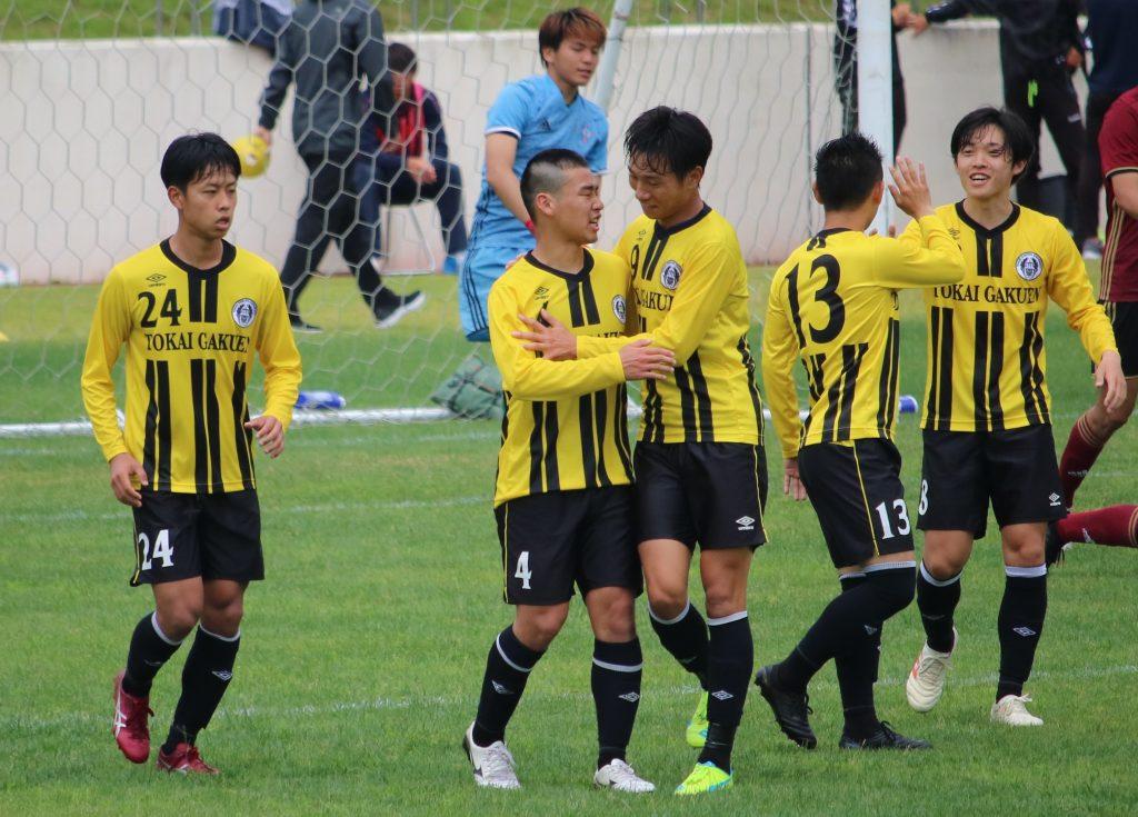 【6/15】「第58回東海学生サッカーリーグ戦」1部延期分 試合結果