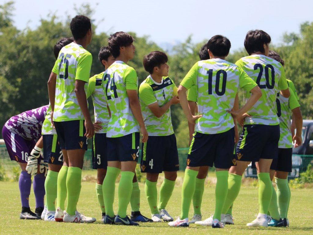 2019年度「第66回東海学生サッカートーナメント(総理大臣杯予選)」1回戦 試合結果
