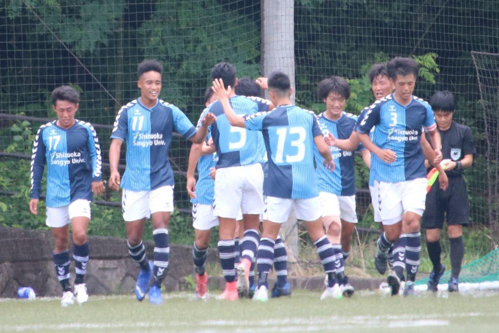 2019年度「第66回東海学生サッカートーナメント(総理大臣杯予選)」準々決勝 試合結果