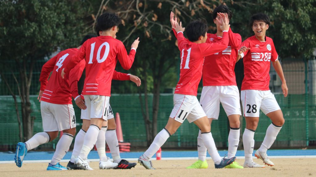 「2019年度 第68回全日本大学サッカー選手権大会」一回戦 試合結果