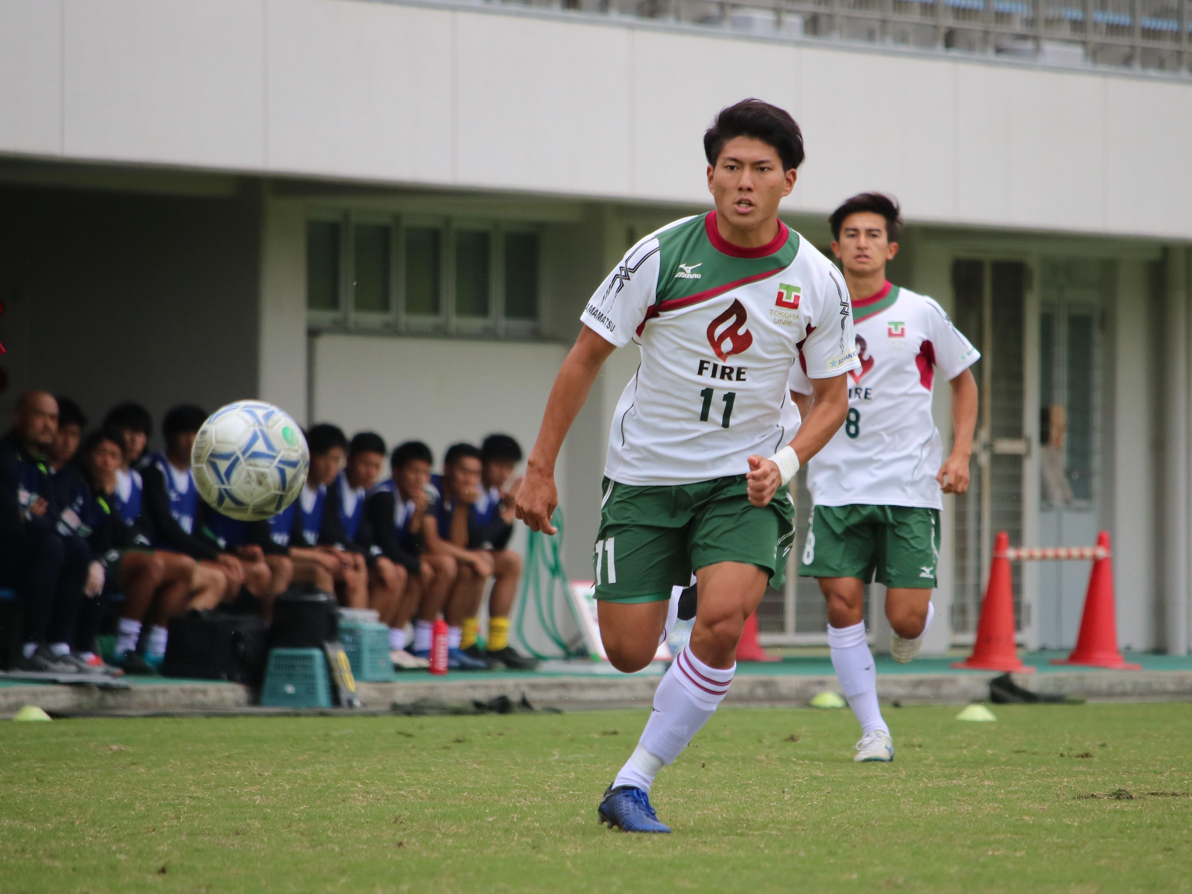 サッカー 部 大学 常葉