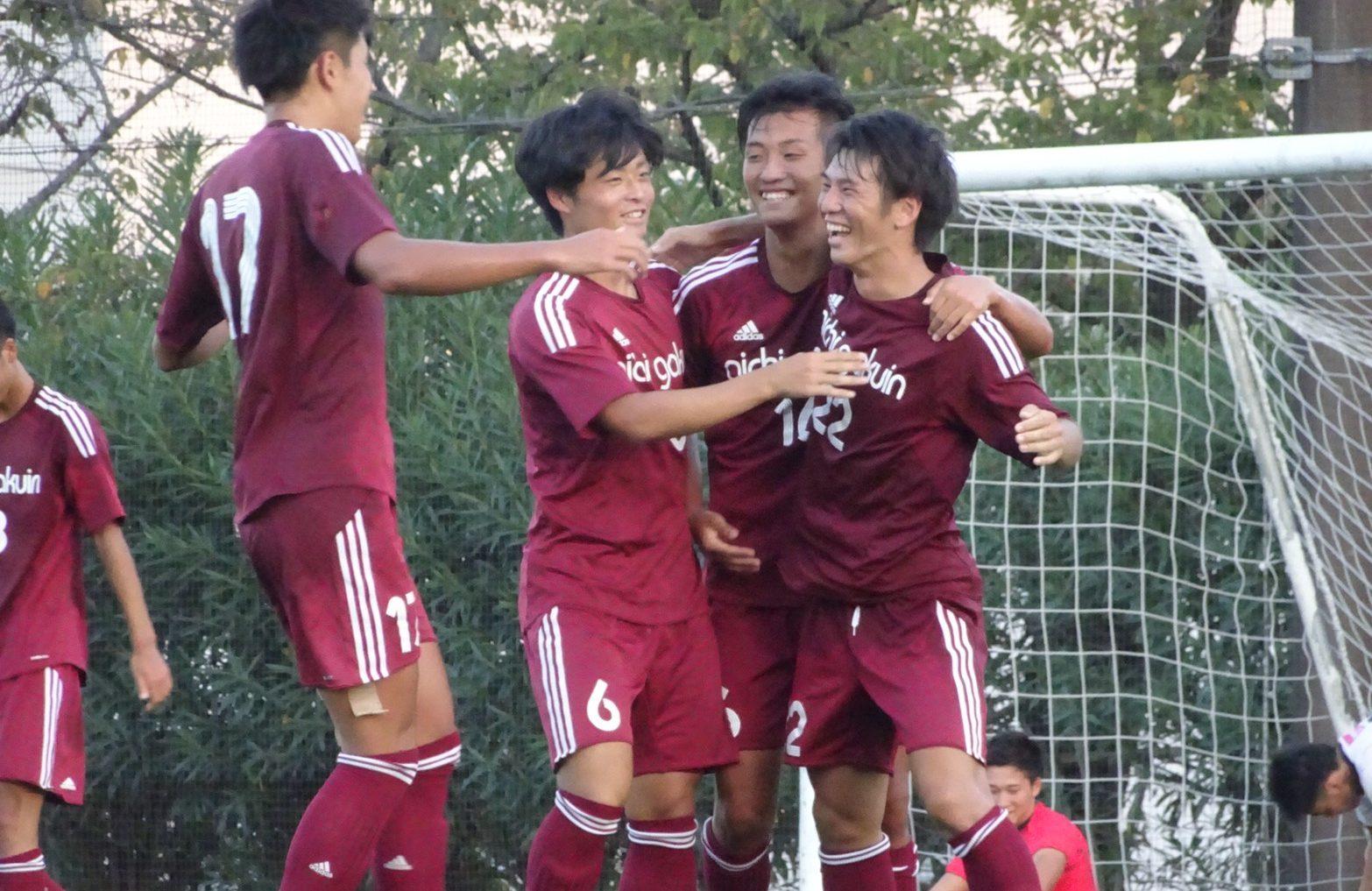部 愛知 学院 大学 サッカー