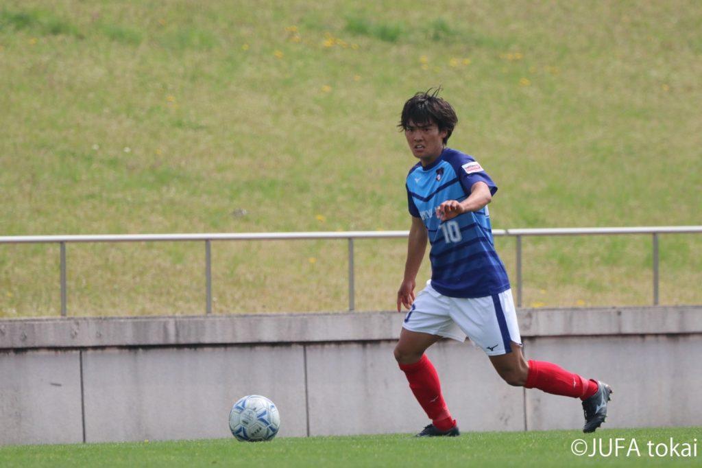 中京大・久保藤次郎選手 藤枝MYFC来季加入内定のお知らせ