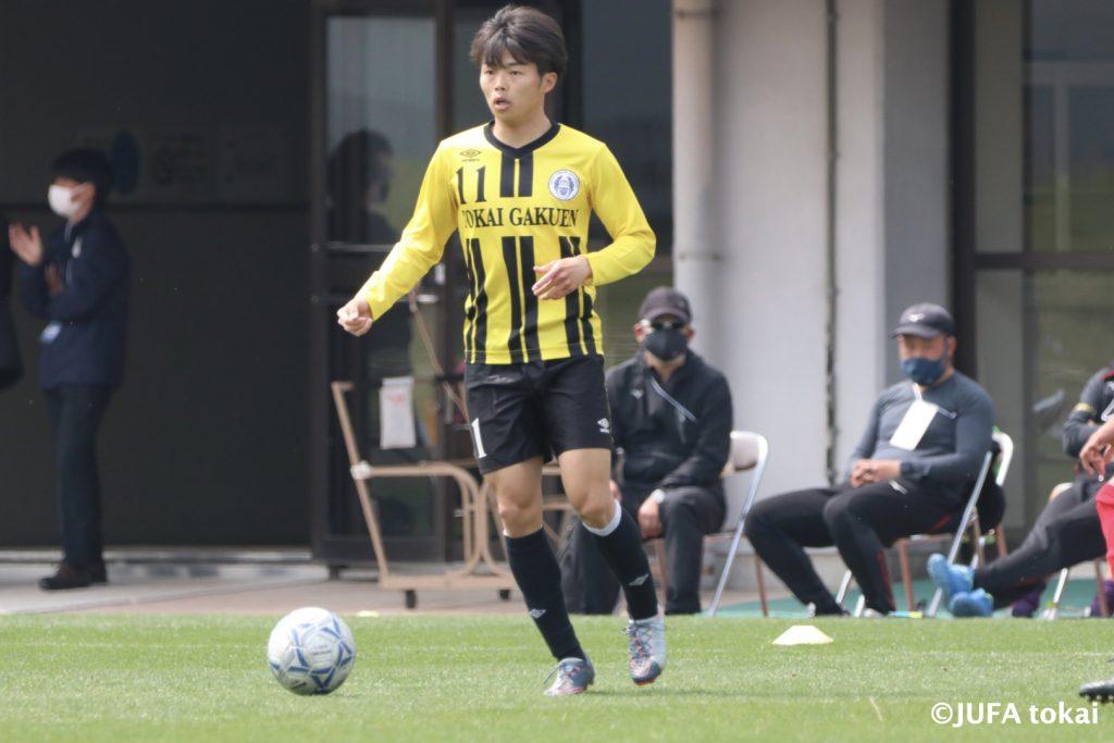 東園大・榎本啓吾選手 藤枝MYFC来季加入内定のお知らせ
