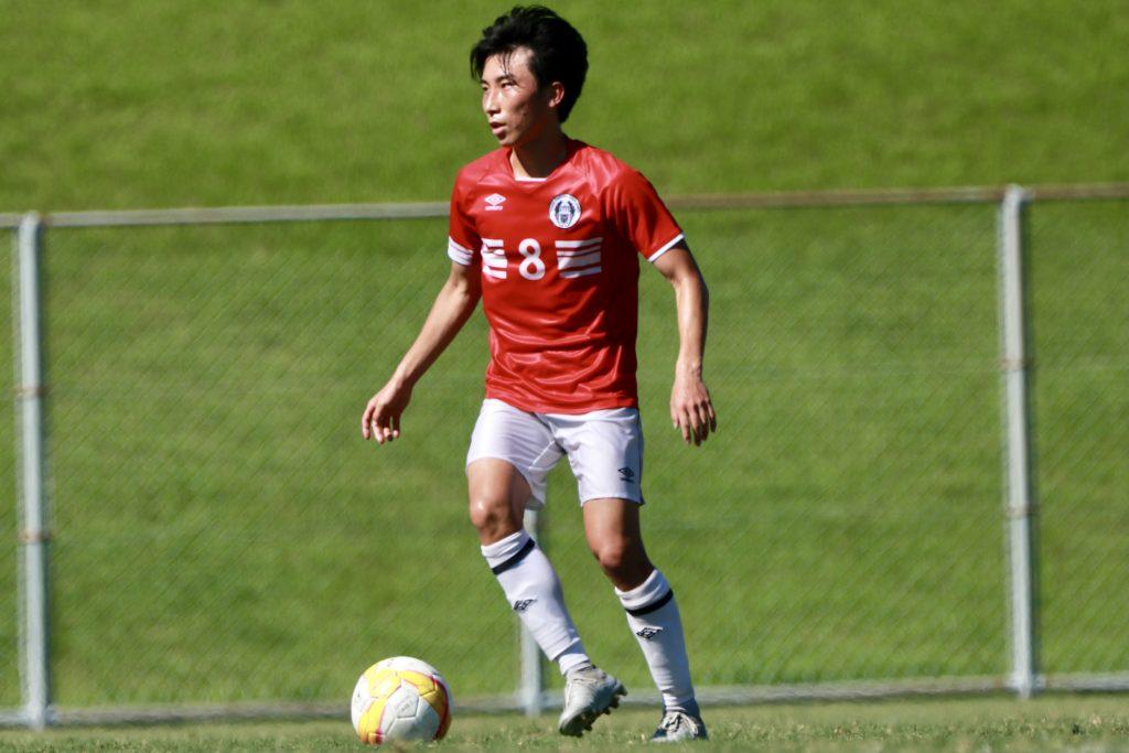 東園大・山内彰選手 FC岐阜来季加入内定のお知らせ
